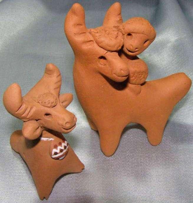 Детская глина своими руками 12